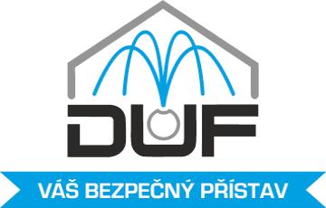 Domov u fontány Přelouč (logo)
