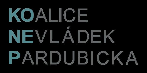 Koalice nevládek Pardubicka (logo)