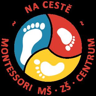 MŠ, ZŠ a Centrum Na cestě (logo)